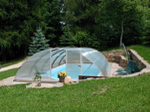 5-piece swimming pool cover (swimming pool Granada)