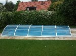 5-piece swimming pool cover (swimming pool Mallorca 3)