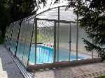Both-side walkable swimming pool cover Ultima